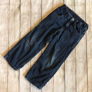 Boys Gymboree lined jeans